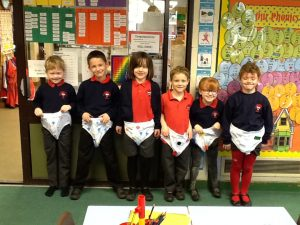 Key stage 1 in Underpants!!
