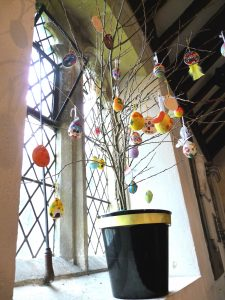 SWP - Easter Tree